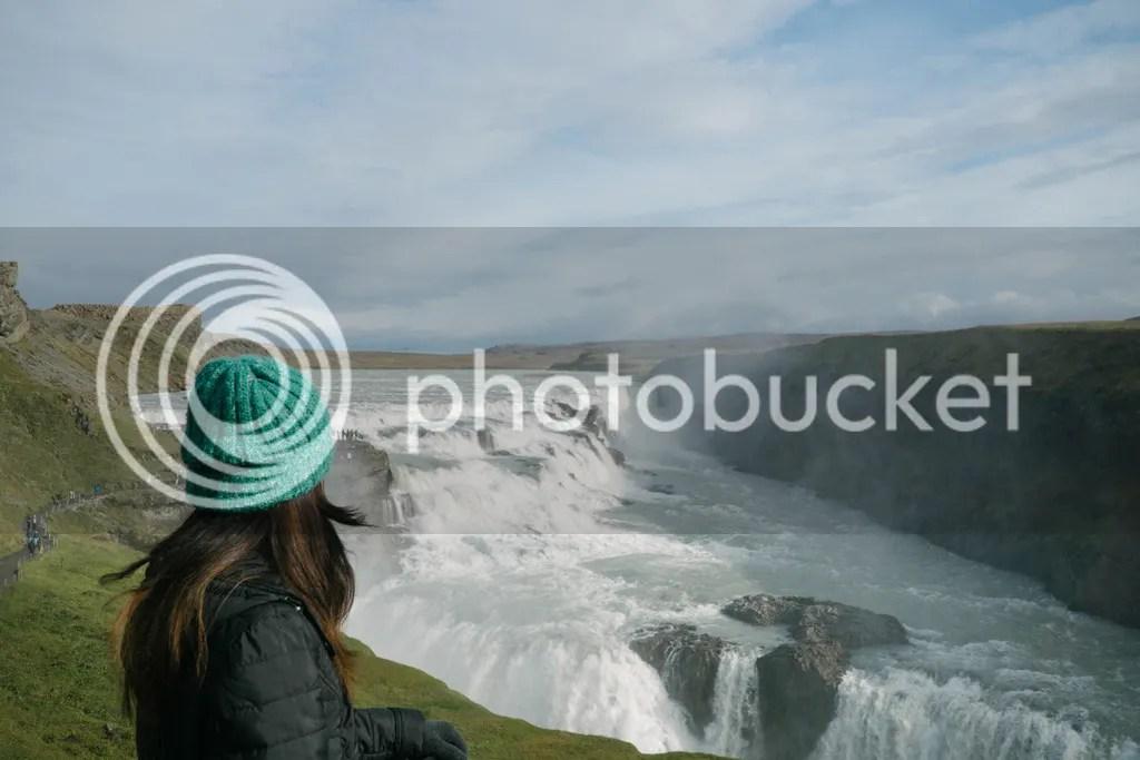 iceland ring road gullfoss