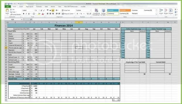 financial excel spreadsheet grow sew happy