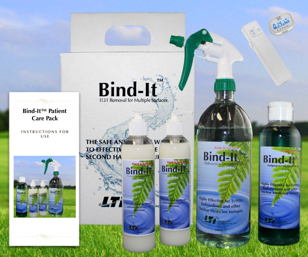 Bind-It Patient Care Pack