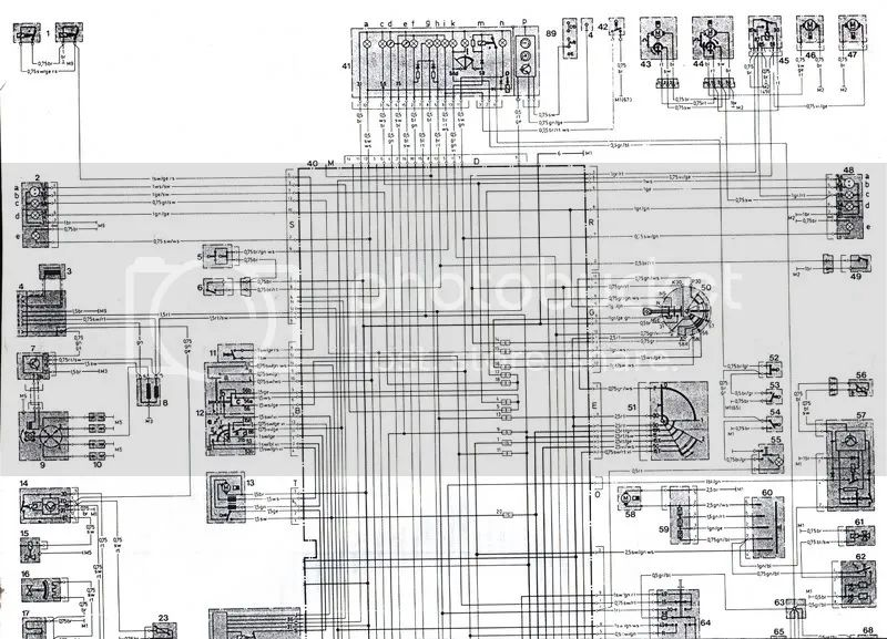 w163 abs wiring diagram