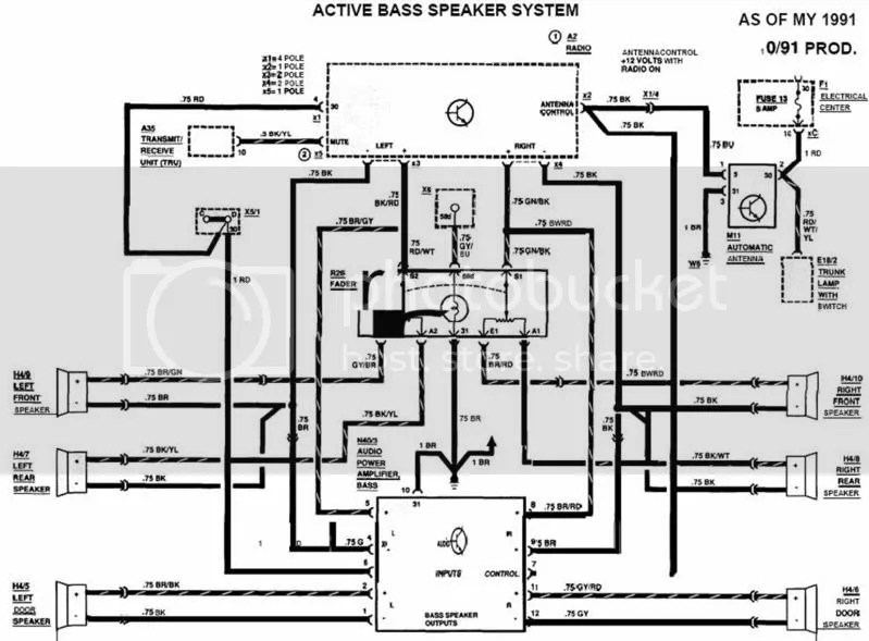 Wiring Diagram 2000 Mercedes Benz Ml320 Radio