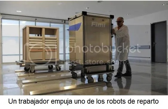 robotsHUCA photo Robots