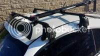 Kayak on Yakima Roof Rack Installed - Scion FR-S Forum ...