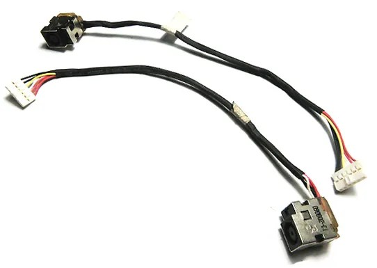 DC Power Jack Socket and Cable Wire DW111 Compaq HP
