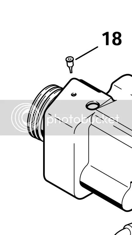 Tankentlüftung MS 018C • Motorsägen-Portal