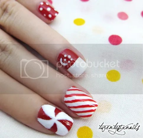 singapore national day, national day nail art, singapore flag nail art, ndp, flag nail art, twentysixnails