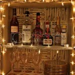 DIY Temporary Bar