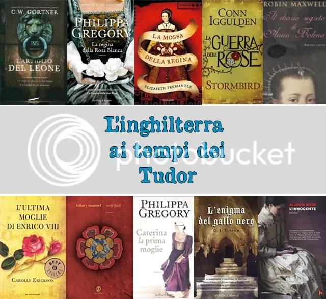L'Inghilterra ai tempi dei Tudor