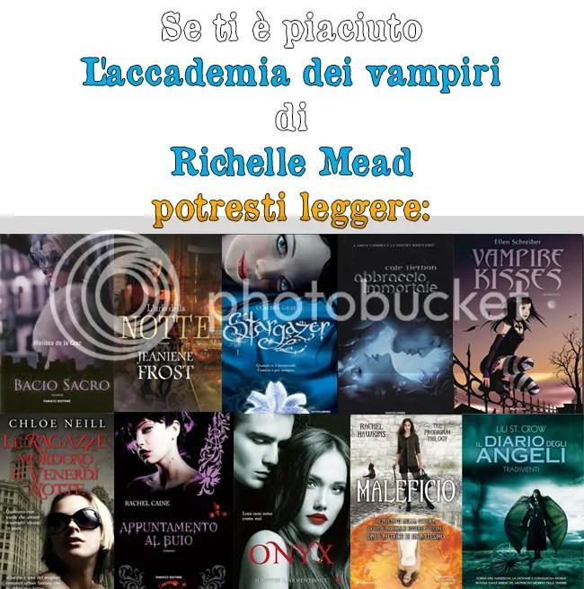 L'accademia dei vampiri di Richelle Mead