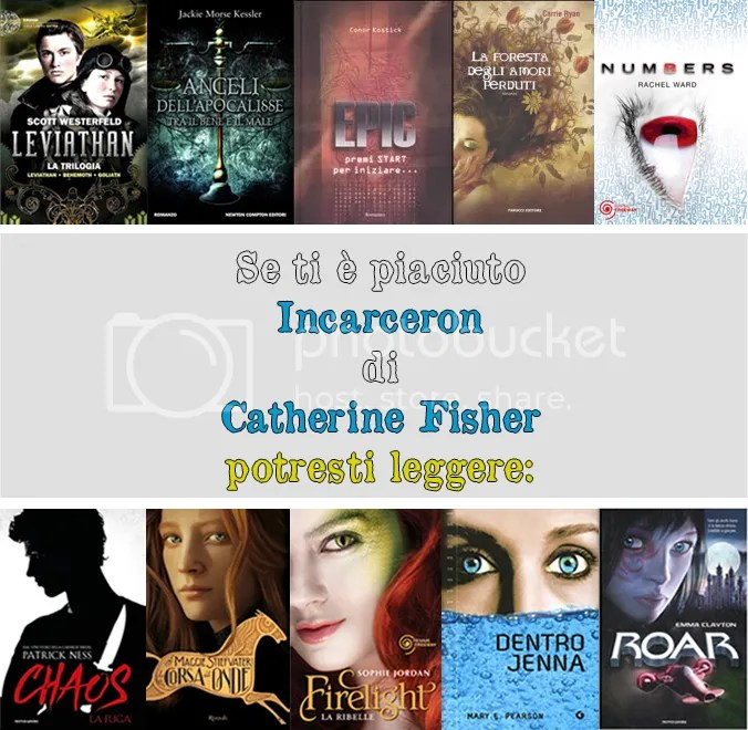 Incarceron di Catherine Fisher