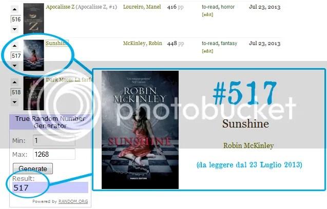 Sunshine - [Robin McKinley]