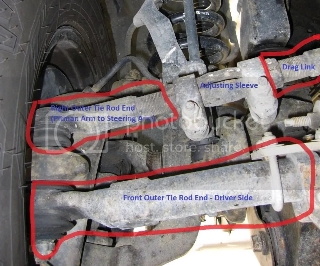 1996 ford ranger front suspension diagram clipsal phone jack wiring 2010 f250 end autos post
