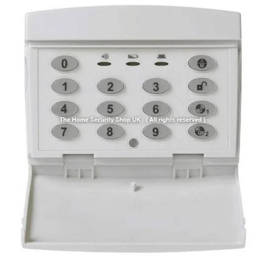Alarm Hisk1 Wireless System Friedland 868mhz