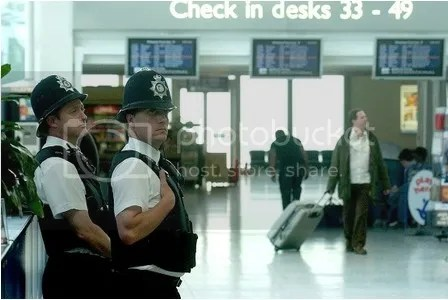 Police will have a presence at Bristol Airport  Read more: http://www.thisisbristol.co.uk/Security-tight-Bristol-Airport-stop-hooligans/story-18471503-detail/story.html#ixzz2O7LosW3n  Follow us: @thisisbristol on Twitter | thisisbristol on Facebook
