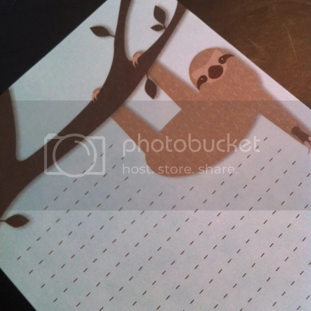 Free Letter Writing Stationary from La Papierre