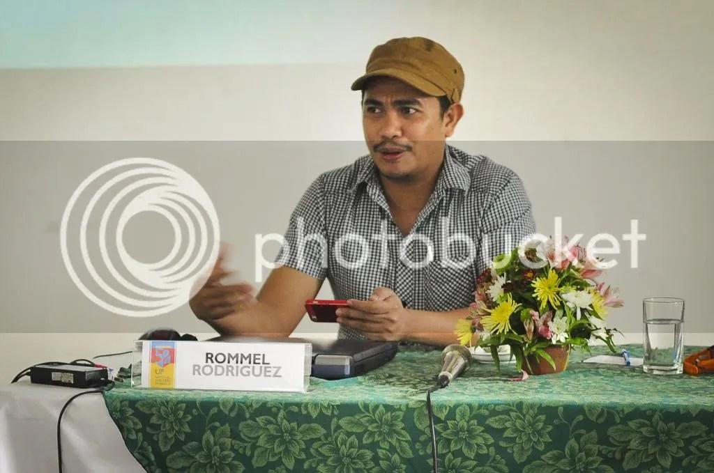 toxic ni rommel b rodriguez Rodriguez, rommel b rommel rodriguez is currently teaching philippine literature and representasyon ng pagkalalaki sa pelikulang bakbakan ni fpj type.