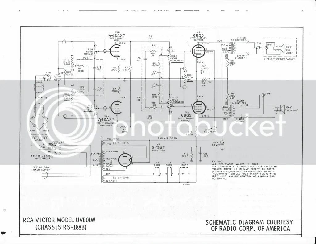 Turntable Wiring Diagram