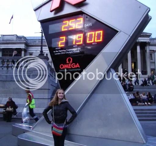 London Olympics Countdown