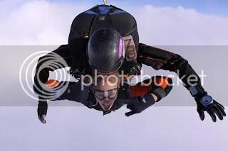 Bucket List - Skydiving