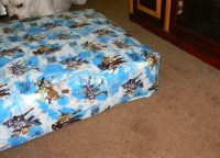 DIY baby crib fitted sheet- My Life: A Work in Progress