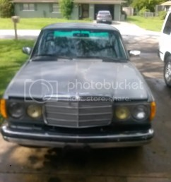 1983 mercedes 300d w123 om617 turbo diesel i pick up this evening for 500 any one interested in parts pm me wiki can give you torque and hp if you feel  [ 768 x 1024 Pixel ]