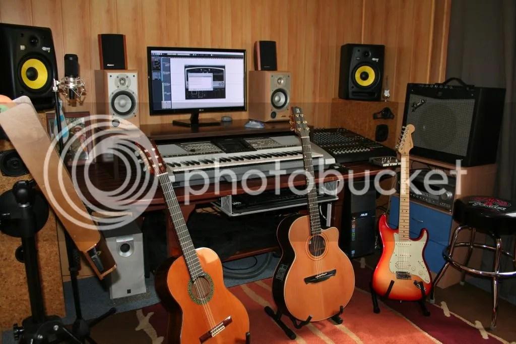 Insonorizar habitacion para estudio musical  Materiales