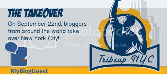 MyBlogGuest + Triberr