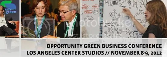 Opportunity Green Business Conference