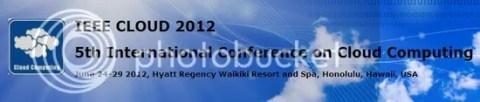 IEEE Cloud 2012