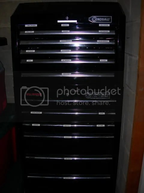 Lowes Brand Kobalt Tool Chest anyone own one  Page 2