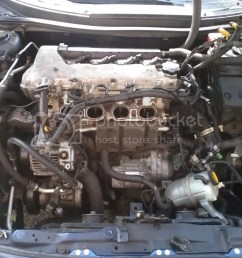 hi guys i have few pic the installation of the obx img on my 03 gts intake manifold removal is very easy here i will share some pic  [ 768 x 1024 Pixel ]