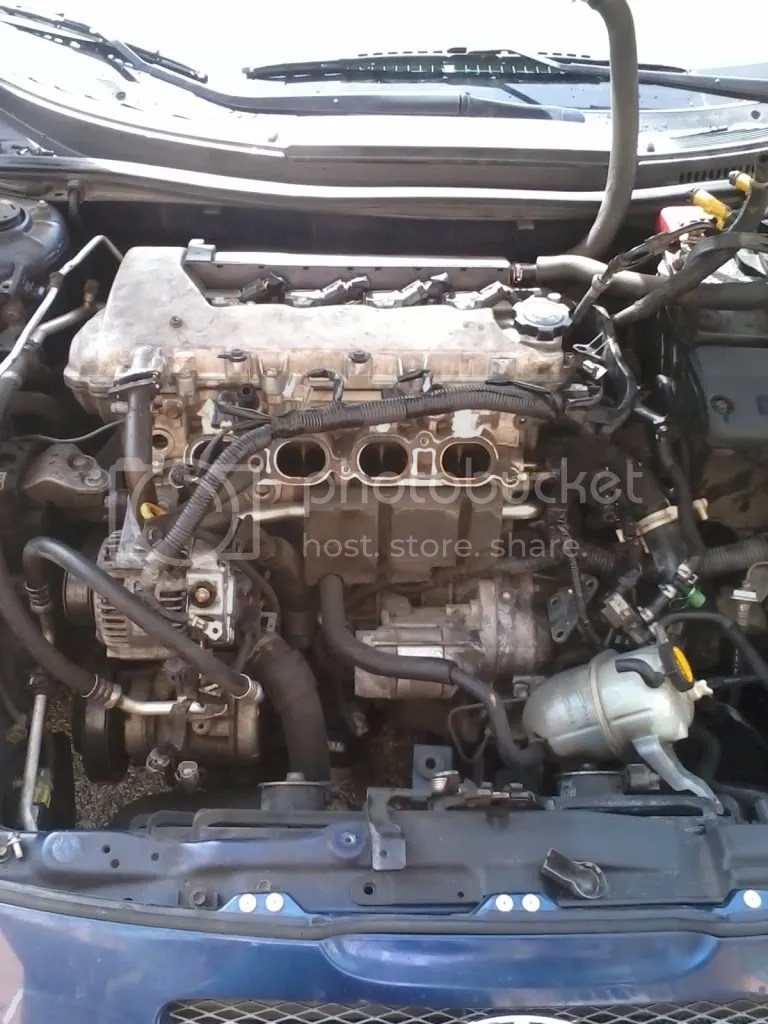 hight resolution of hi guys i have few pic the installation of the obx img on my 03 gts intake manifold removal is very easy here i will share some pic