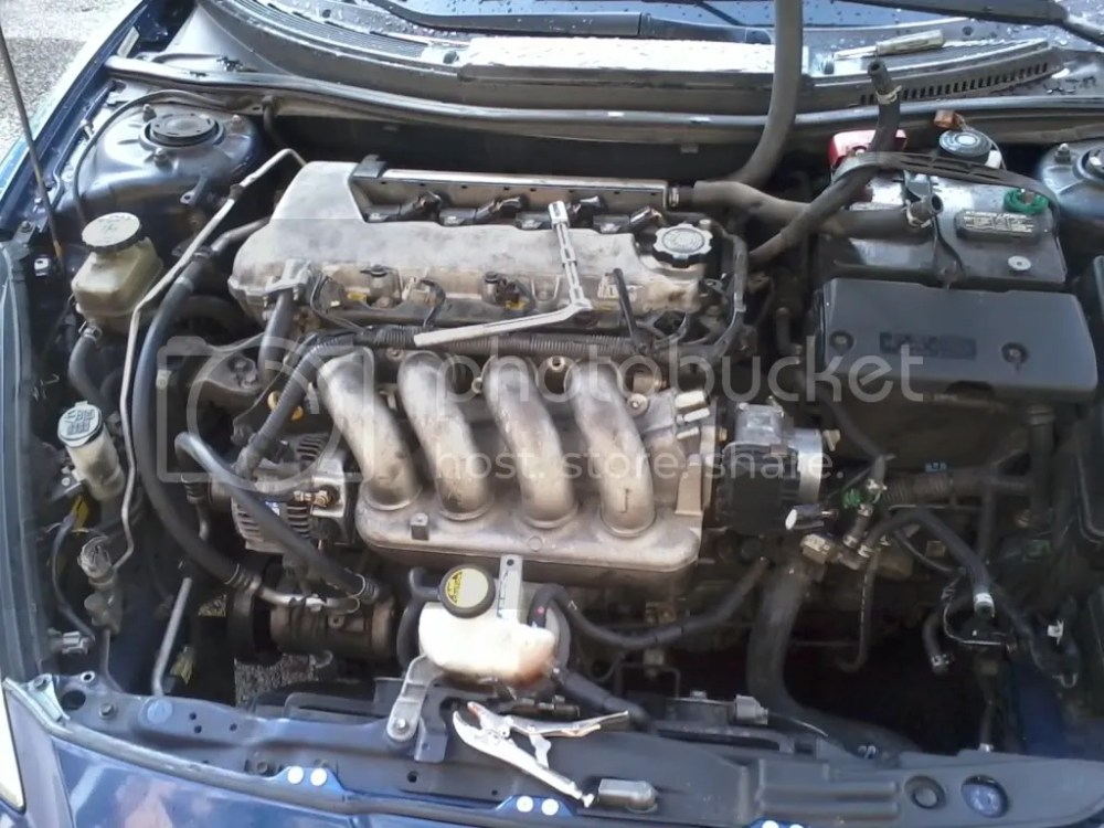 medium resolution of hi guys i have few pic the installation of the obx img on my 03 gts intake manifold removal is very easy here i will share some pic