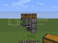 Simple Clockless Automatic Furnace Design