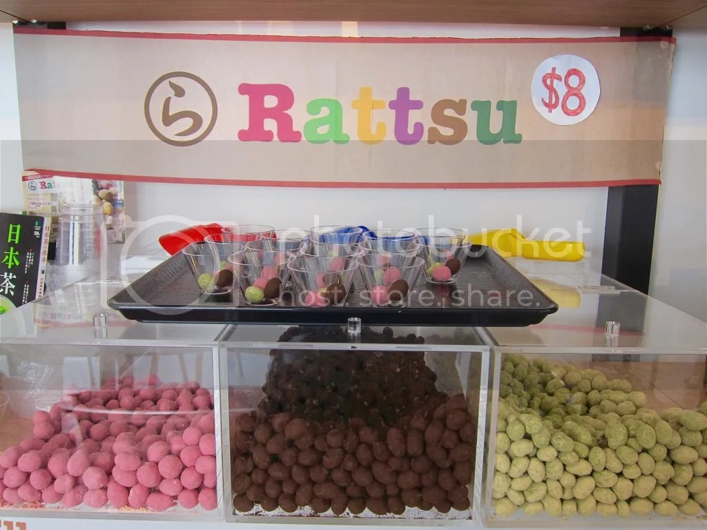 IPPIN Cafe Bar Rattsu Nuts