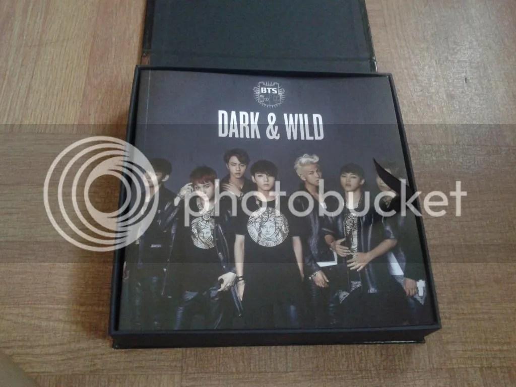 Review Bts 1st Full Album Dark Wild