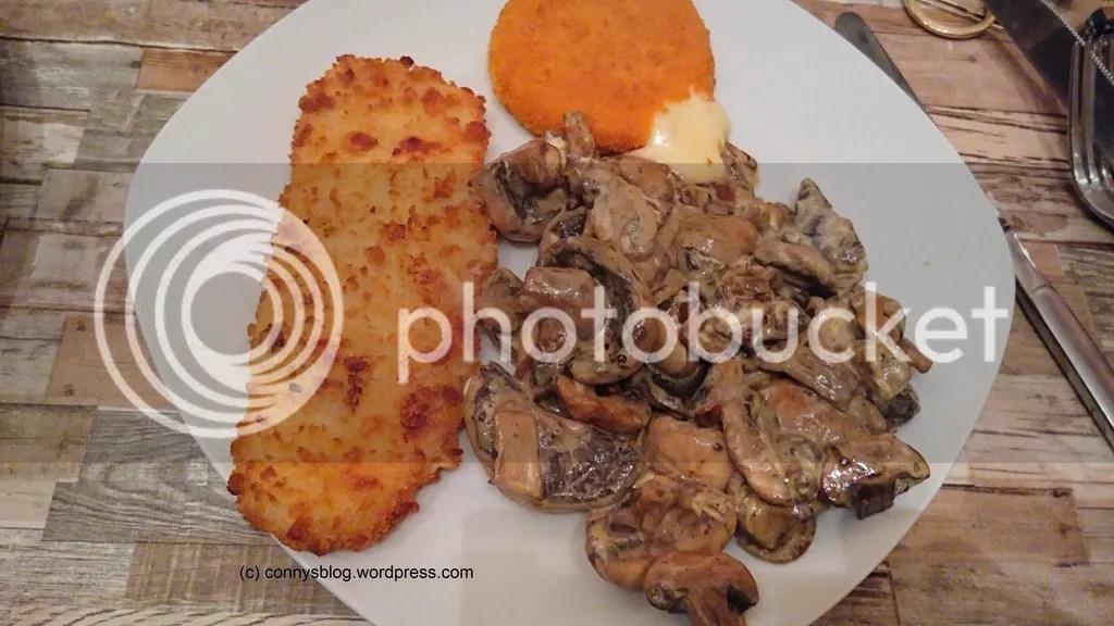Fisch Pilze Backcamembert - connys low carb - connysblog.wordpress.com photo Filegro mit Pilzen und Camembert_zpszqzzonwg.jpg