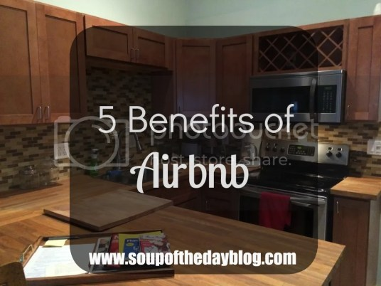 5 Benefits of Using Airbnb