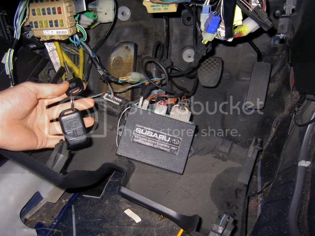 small resolution of factory alarm keyless entry all you need to know page 23 nasioc subaru keyless entry wiring diagram