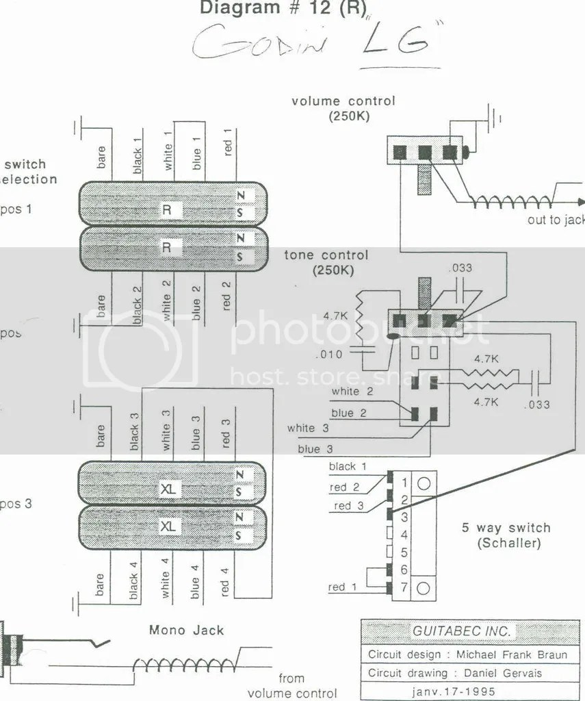 Schaller 5 Way Switch Wiring Diagram : 36 Wiring Diagram