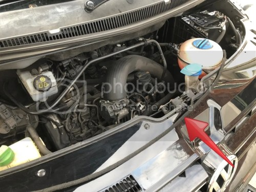 small resolution of i then ran the wires through the firewall via the strut access panel under the windscreen wiper shield there is a rubber grommet from the engine bay to the