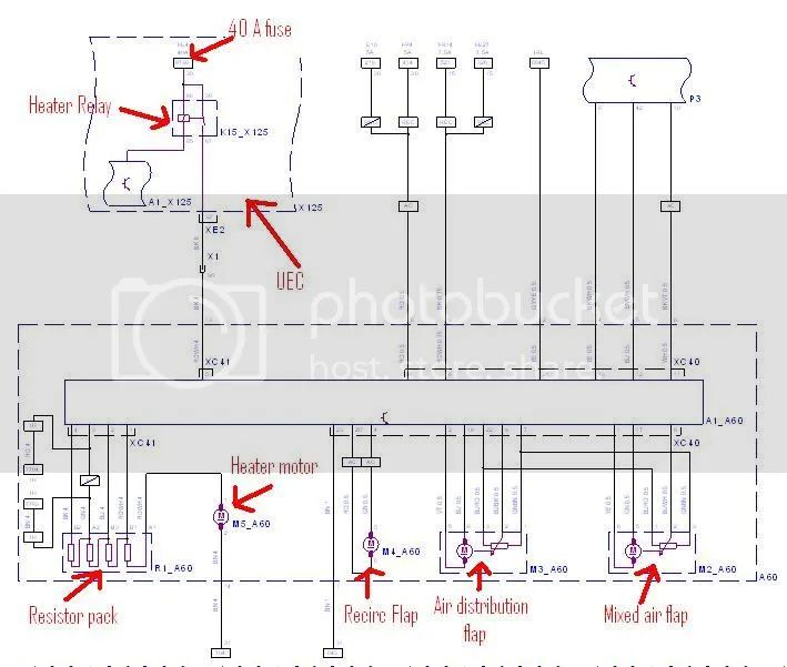 vectra wiring diagram how to air mass meter ammmaf coloured wiring