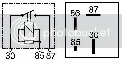 GLOW PLUG HEATER TIMER RELAY 12V VW AUDI SEAT SKODA 357