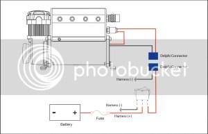 Compressor to sPod wiring question