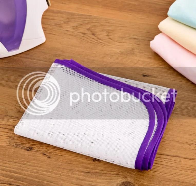 【現貨】$12 團購熨衣墊布2張。每張尺寸60*40cm。聚酯纖維。耐熱200度。熨衣平整。不留熨痕 ! - Fun Mart (HK ...