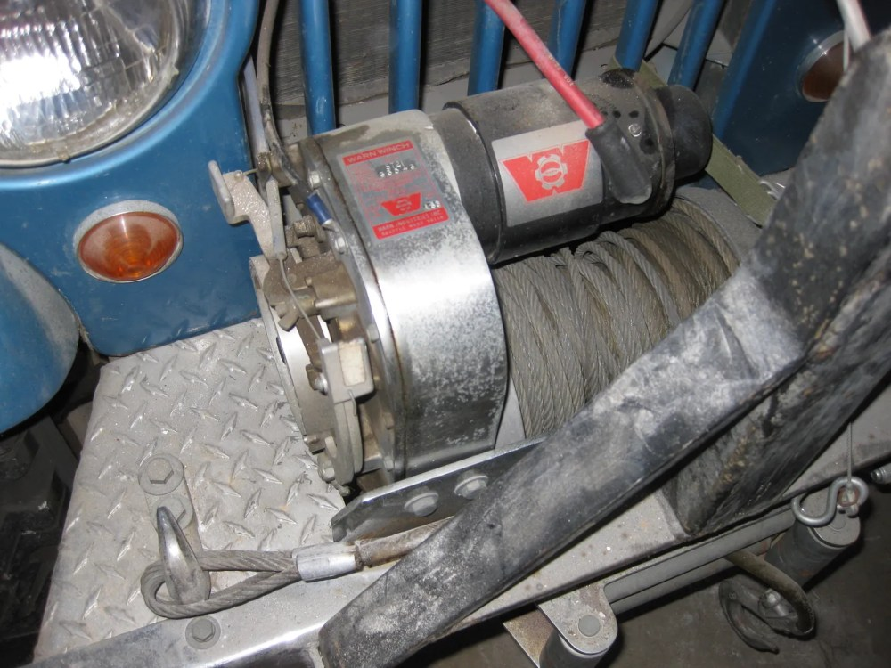 medium resolution of dual solenoid winch wiring bellview ecj5 belleview winch wiring
