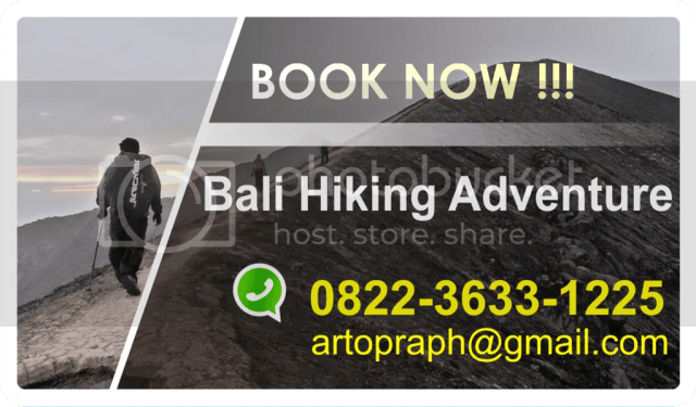 Discount fo Bali Hiking Adventure