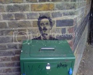 Banksy Fawlty Image