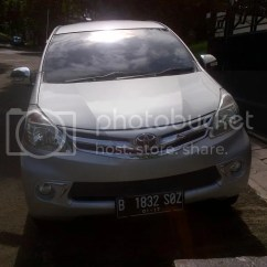 Grand New Avanza Warna Grey Metallic All Yaris Trd Modifikasi Fs Toyota 1 3l A T Tahun 2012