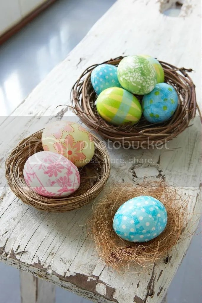 25 SPRING-ish Egg Ideas #Easter